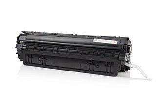 HP CF283A съвместима тонер касета black