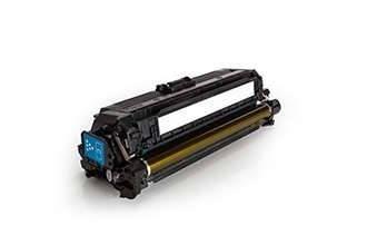 HP CF331A съвместима тонер касета cyan
