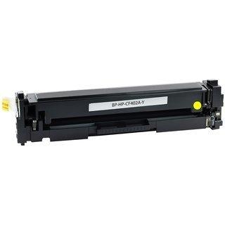 HP CF402A съвместима тонер касета yellow