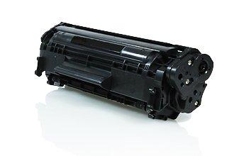 HP Q2612A съвместима тонер касета black
