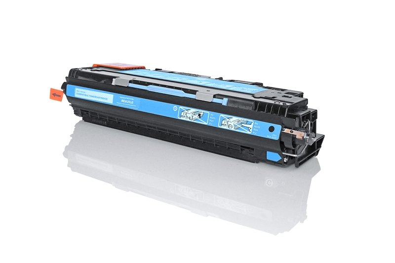 HP Q2671A съвместима тонер касета cyan