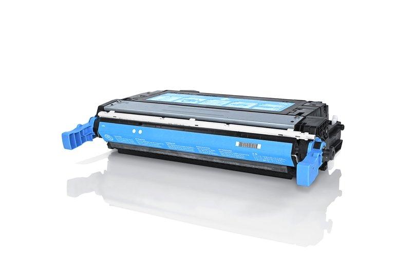 HP Q5951A съвместима тонер касета cyan