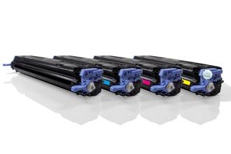 HP Q6000A-Q6003A промо пакет (BK,C,M,Y) 4бр.