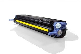 HP Q6002A съвместима тонер касета yellow