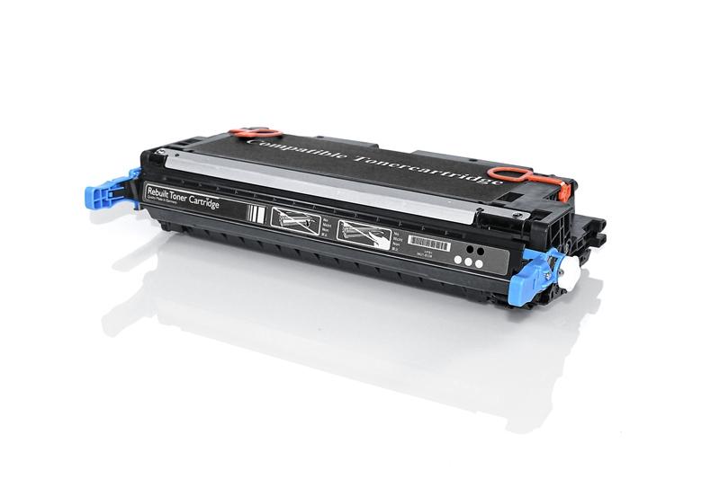 HP Q6470A съвместима тонер касета black