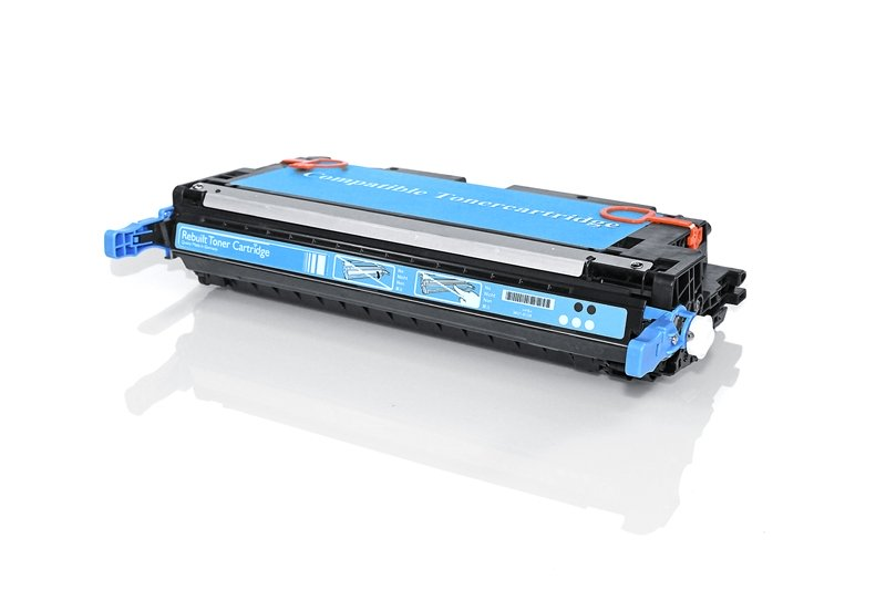 HP Q6471A съвместима тонер касета cyan