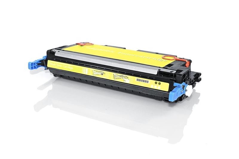 HP Q6472A съвместима тонер касета yellow