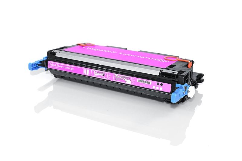 HP Q6473A съвместима тонер касета magenta