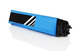 Kyocera TK-550C съвместима тонер касета cyan