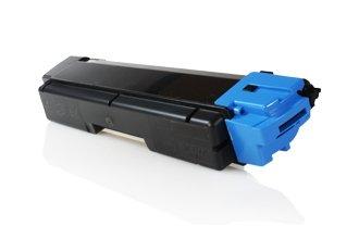 Kyocera TK-580C съвместима тонер касета cyan