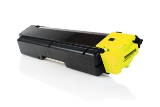 Kyocera TK-580Y съвместима тонер касета yellow