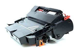 Lexmark 12A6835 съвместима тонер касета black