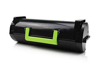 Lexmark 50F2U00 съвместима тонер касета black