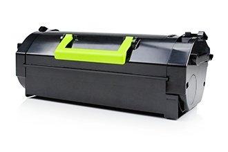 Lexmark 602 / 60F2000 съвместима тонер касета black