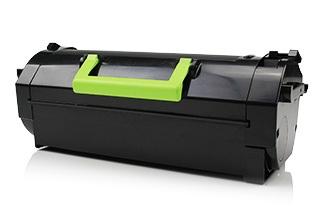 Lexmark 62D2000 съвместима тонер касета black