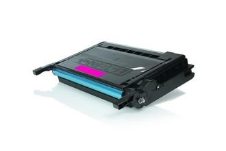 Samsung CLP-M660B съвместима тонер касета magenta