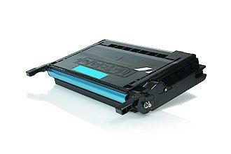 Samsung CLT-C5082L съвместима тонер касета cyan