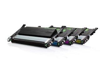 Samsung CLT-P406 / CLP-360 промо пакет (BK,C,M,Y) 4бр.