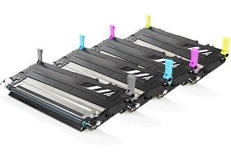 Samsung CLT-P4072C / CLP-320 промо пакет (BK,C,M,Y) 4бр.