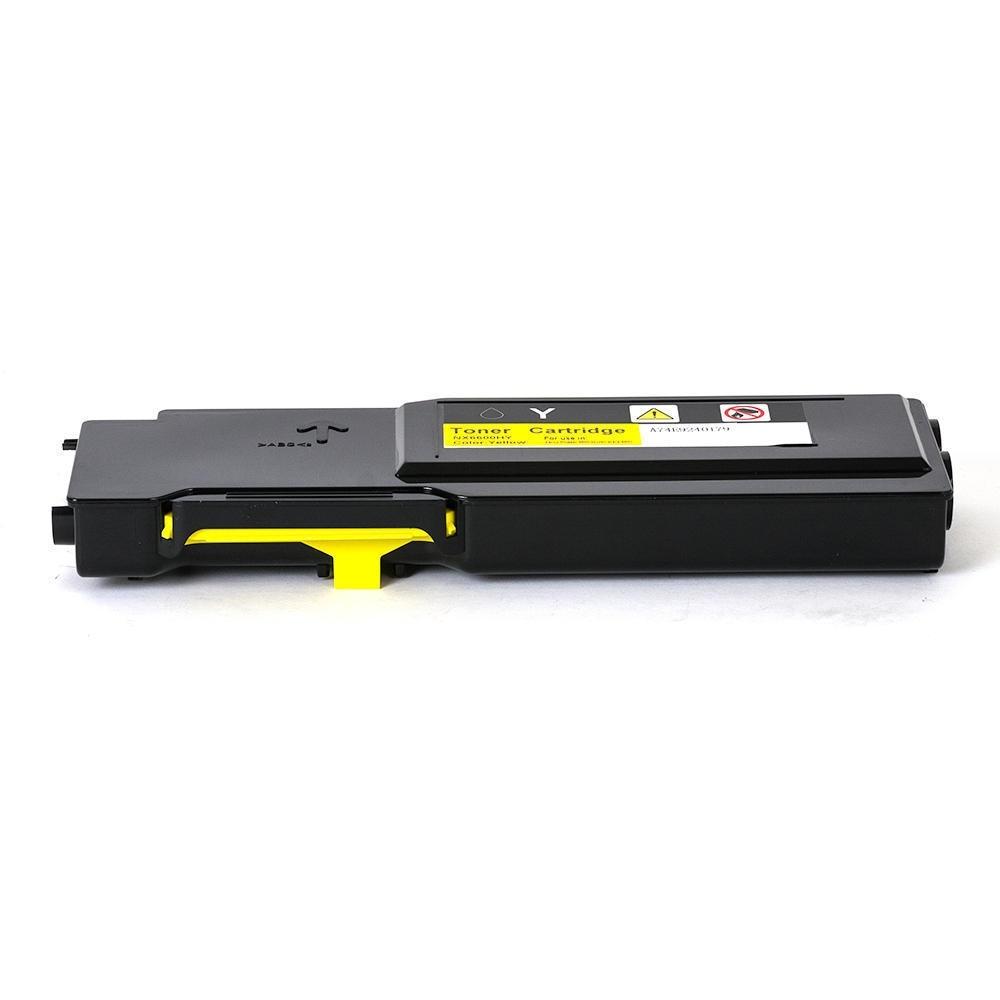 Xerox 106R02235 / WorkCentre 6605 съвместима тонер касета yellow