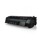 Canon 715 съвместима тонер касета black