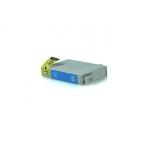 Epson T0802 съвместима касета cyan