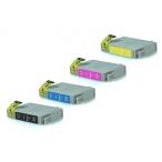 Epson T0891-T0894 промо пакет (BK,C,M,Y) 4бр.
