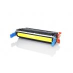 HP C9722A съвместима тонер касета yellow