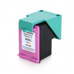 HP302CL XL (F6U67AE) съвместима мастилница color