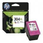 HP 304XL (N9K07AE) оригинална мастилница color
