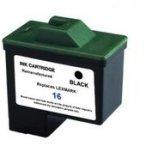 Lexmark 16 (10N0016E) съвместима мастилница black
