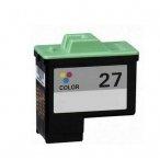 Lexmark 27 (10N0227E) съвместима мастилница color