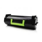 Lexmark 602H / 60F2H00 съвместима тонер касета black