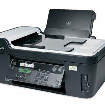 История на принтерите Lexmark